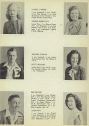 Page 15, 1948 Edition, Eden High School - Bulldog Yearbook (Eden, TX) online yearbook collection