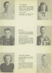 Page 17, 1948 Edition, Eden High School - Bulldog Yearbook (Eden, TX) online yearbook collection