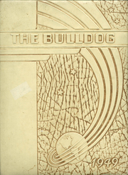 1949 Edition, Eden High School - Bulldog Yearbook (Eden, TX)