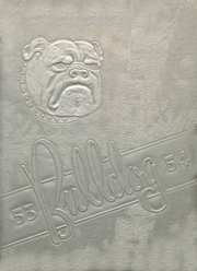1954 Edition, Eden High School - Bulldog Yearbook (Eden, TX)