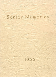 1955 Edition, Eden High School - Bulldog Yearbook (Eden, TX)