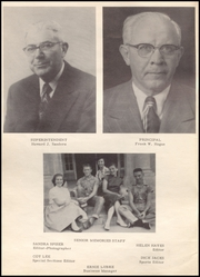 Page 4, 1955 Edition, Eden High School - Bulldog Yearbook (Eden, TX) online yearbook collection