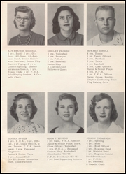 Page 7, 1955 Edition, Eden High School - Bulldog Yearbook (Eden, TX) online yearbook collection