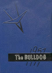 1957 Edition, Eden High School - Bulldog Yearbook (Eden, TX)