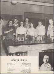 Page 12, 1957 Edition, Eden High School - Bulldog Yearbook (Eden, TX) online yearbook collection