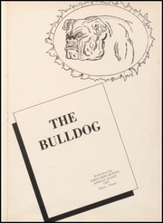 Page 5, 1957 Edition, Eden High School - Bulldog Yearbook (Eden, TX) online yearbook collection
