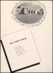 Page 6, 1957 Edition, Eden High School - Bulldog Yearbook (Eden, TX) online yearbook collection