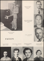 Page 9, 1957 Edition, Eden High School - Bulldog Yearbook (Eden, TX) online yearbook collection