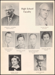 Page 8, 1958 Edition, Eden High School - Bulldog Yearbook (Eden, TX) online yearbook collection