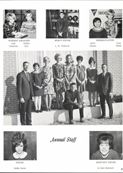 Page 13, 1968 Edition, Eden High School - Bulldog Yearbook (Eden, TX) online yearbook collection