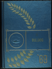 1969 Edition, Eden High School - Bulldog Yearbook (Eden, TX)