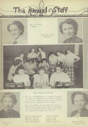 Page 10, 1949 Edition, Grandfalls Royalty High School - Round Up Yearbook (Grandfalls, TX) online yearbook collection