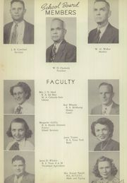 Page 14, 1949 Edition, Grandfalls Royalty High School - Round Up Yearbook (Grandfalls, TX) online yearbook collection