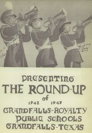 Page 7, 1949 Edition, Grandfalls Royalty High School - Round Up Yearbook (Grandfalls, TX) online yearbook collection