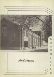 Page 10, 1950 Edition, Grandfalls Royalty High School - Round Up Yearbook (Grandfalls, TX) online yearbook collection