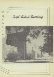 Page 11, 1950 Edition, Grandfalls Royalty High School - Round Up Yearbook (Grandfalls, TX) online yearbook collection