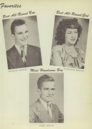 Page 17, 1950 Edition, Grandfalls Royalty High School - Round Up Yearbook (Grandfalls, TX) online yearbook collection