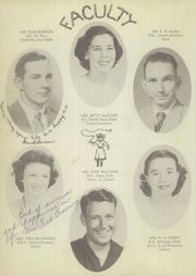 Page 14, 1951 Edition, Grandfalls Royalty High School - Round Up Yearbook (Grandfalls, TX) online yearbook collection