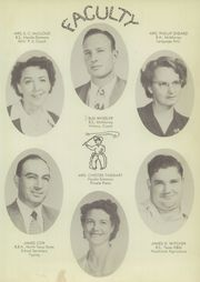 Page 15, 1951 Edition, Grandfalls Royalty High School - Round Up Yearbook (Grandfalls, TX) online yearbook collection