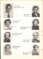 Page 11, 1950 Edition, Pilot Point High School - Echo Yearbook (Pilot Point, TX) online yearbook collection