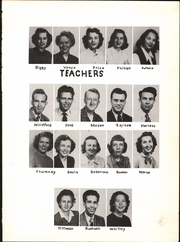 Page 13, 1950 Edition, Pilot Point High School - Echo Yearbook (Pilot Point, TX) online yearbook collection