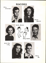 Page 17, 1950 Edition, Pilot Point High School - Echo Yearbook (Pilot Point, TX) online yearbook collection