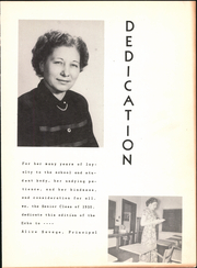 Page 7, 1950 Edition, Pilot Point High School - Echo Yearbook (Pilot Point, TX) online yearbook collection
