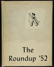 1952 Edition, Happy High School - Roundup Yearbook (Happy, TX)
