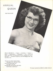 Page 11, 1952 Edition, Happy High School - Roundup Yearbook (Happy, TX) online yearbook collection