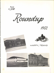 Page 7, 1952 Edition, Happy High School - Roundup Yearbook (Happy, TX) online yearbook collection