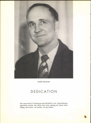 Page 8, 1952 Edition, Happy High School - Roundup Yearbook (Happy, TX) online yearbook collection