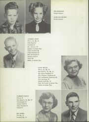 Page 12, 1954 Edition, Happy High School - Roundup Yearbook (Happy, TX) online yearbook collection