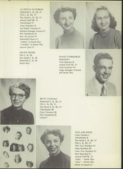 Page 15, 1954 Edition, Happy High School - Roundup Yearbook (Happy, TX) online yearbook collection