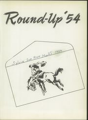 Page 5, 1954 Edition, Happy High School - Roundup Yearbook (Happy, TX) online yearbook collection