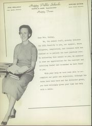 Page 6, 1954 Edition, Happy High School - Roundup Yearbook (Happy, TX) online yearbook collection