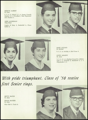 Page 15, 1958 Edition, Marian High School - Diadem Yearbook (Bellaire, TX) online yearbook collection