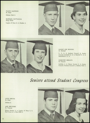 Page 16, 1958 Edition, Marian High School - Diadem Yearbook (Bellaire, TX) online yearbook collection