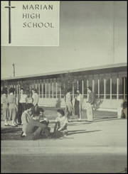 Page 6, 1958 Edition, Marian High School - Diadem Yearbook (Bellaire, TX) online yearbook collection