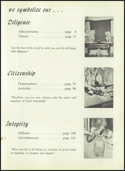 Page 9, 1958 Edition, Marian High School - Diadem Yearbook (Bellaire, TX) online yearbook collection