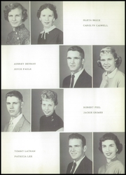 Page 13, 1958 Edition, Bronte High School - Longhorn Yearbook (Bronte, TX) online yearbook collection