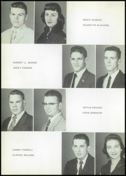 Page 14, 1958 Edition, Bronte High School - Longhorn Yearbook (Bronte, TX) online yearbook collection