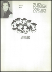 Page 15, 1958 Edition, Bronte High School - Longhorn Yearbook (Bronte, TX) online yearbook collection