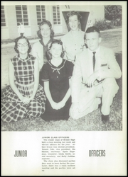 Page 17, 1958 Edition, Bronte High School - Longhorn Yearbook (Bronte, TX) online yearbook collection