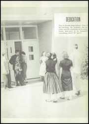 Page 5, 1958 Edition, Bronte High School - Longhorn Yearbook (Bronte, TX) online yearbook collection