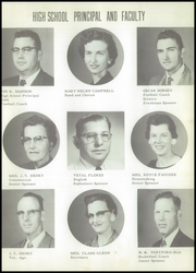 Page 9, 1958 Edition, Bronte High School - Longhorn Yearbook (Bronte, TX) online yearbook collection