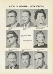 Page 11, 1960 Edition, Bronte High School - Longhorn Yearbook (Bronte, TX) online yearbook collection