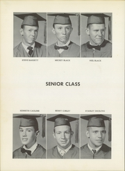 Page 14, 1960 Edition, Bronte High School - Longhorn Yearbook (Bronte, TX) online yearbook collection