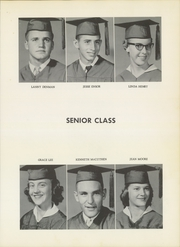 Page 15, 1960 Edition, Bronte High School - Longhorn Yearbook (Bronte, TX) online yearbook collection