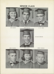 Page 16, 1960 Edition, Bronte High School - Longhorn Yearbook (Bronte, TX) online yearbook collection