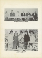 Page 6, 1960 Edition, Bronte High School - Longhorn Yearbook (Bronte, TX) online yearbook collection